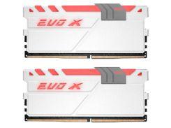 Оперативная память GEIL DDR4 3200MHz 16GB (2x8GB) Evo X (GEXG416GB3200C16ADC)