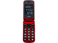 Мобильный телефон Sigma mobile Comfort 50 Shell Duo (Red)