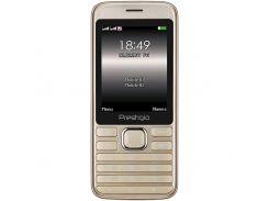 Мобильный телефон Prestigio Grace A1 1281 Duo Gold (PFP1280DUOGOLD)