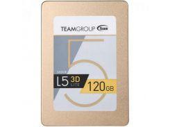 """Накопитель Team SSD 2.5"""" 120GB (T253TD120G3C101)"""