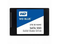 "Накопитель SSD 2.5"" 2TB Western Digital (WDS200T2B0A)"