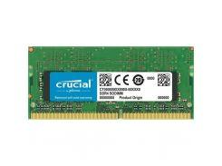 Модуль памяти для ноутбука SoDIMM DDR4 4GB 2666 MHz MICRON (CT4G4SFS8266)