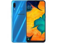 Мобильный телефон Samsung SM-A305F/64 (Galaxy A30 64Gb) Blue (SM-A305FZBOSEK)
