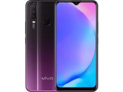 Смартфон ViVo Y17 4/128GB Dual Sim Mystic Purple