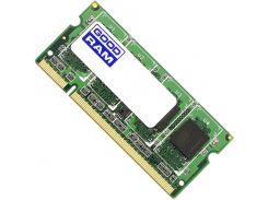 Оперативная память Goodram SoDIMM DDR2 2GB 800 MHz GR800S264L6/2G