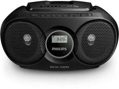 Магнитола Philips AZ215B Black