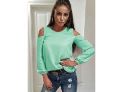 Блуза 50р мятная