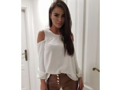 Блуза 42р белая