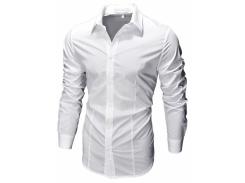 Рубашка мужская рS белая