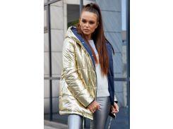 Куртка двухсторонняя SV3690 рS золото