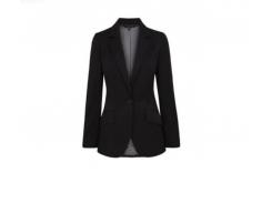 Женский пиджак ST0116 рS черный