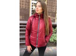 Куртка утепленная NB20041 р48 красная