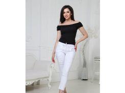 Женские брюки Fashion Woman GF000150 р42 белый