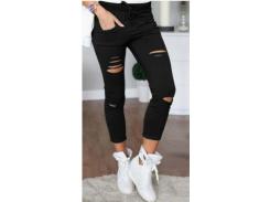 Женские брюки Fashion Woman GF000150 р46 черный