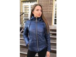Куртка утепленная NB20041 р42 синий