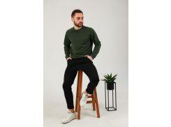 Мужские брюки Fashion Man BD0207 черный рL
