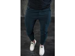 Мужские брюки зауженные BD3256 рM бутылка