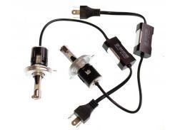 LED лампы Baxster P H4 H/L 6000K 3200Lm (2 шт)