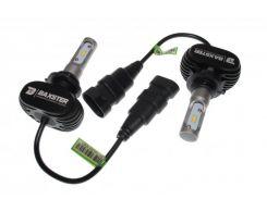 LED лампы Baxster S1 HB4 (9006) 5000K 4000Lm (2 шт)