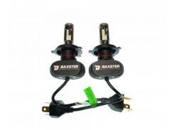 LED лампы Baxster S1 H4 H/L 5000K 4000Lm (2 шт)