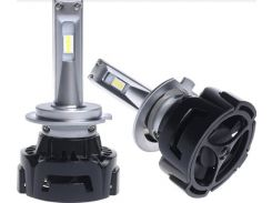 LED лампа AMS EXTREME-F H7 6000K