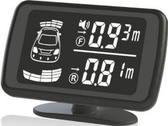 Парковочный радар AMS A8182in Black