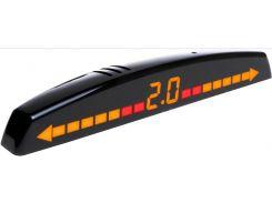 Парковочный радар AMS A8221 Black