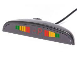 Парковочный радар Fighter FPS-4С Black