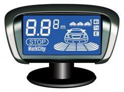 Парковочный радар ParkCity Paris 418/301L Silver