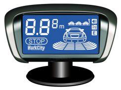 Парковочный радар ParkCity Paris 418/301L White