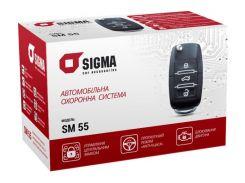 Автосигнализация Sigma SM 55
