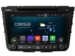 Штатная магнитола Incar AHR-2463 Hyundai Creta (IX25) Android 4