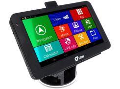 GPS-навигатор Sigma A518 Android