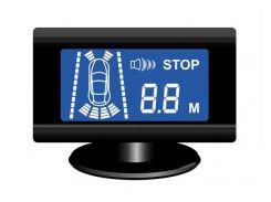 Парковочный радар ParkCity Tallin 818/305L Silver