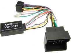 Адаптер кнопок на руле для Volkswagen AWM VW-0315