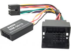 Адаптер кнопок на руле для BMW E46, E39, Х3, E53, E85, Mini AWM BM-9810