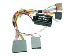Адаптер кнопок на руле для Honda Civic Hybrid, CR-V AWM HO-0513