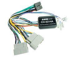 Адаптер кнопок на руле для Chrysler, Dodge, Jeep AWM CH-0214A