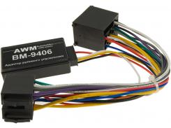 Адаптер кнопок на руле для BMW E46, E39, E38, Mini AWM BM-9406
