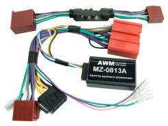Адаптер кнопок на руле для Mazda 6, CX-5, CX-7 AWM MZ-0813A