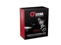 Ксеноновая лампа Sigma PRO H11 4300K