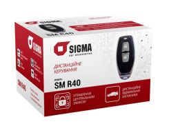 Дистанционное управление центральным замком SIGMA SM R40