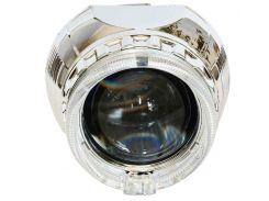 Линзы биксеноновые Blu Ray B25H1 LED габариты High Quality