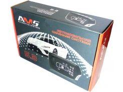 Автосигнализация AMS 5.3 DIALOG