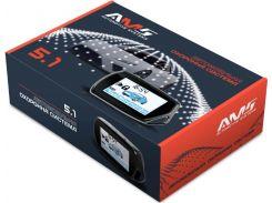 Автосигнализация AMS 5.1 DIALOG