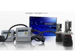 Комплект биксенона Infolight Expert H4 H/L 5000K 35W