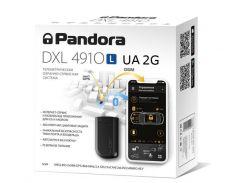 GSM-автосигнализация Pandora DXL 4910 (2G)