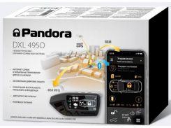 GSM-автосигнализация Pandora DXL 4950