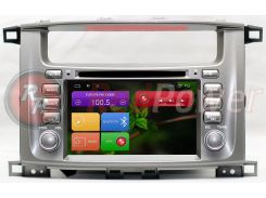 Штатная магнитола RedPower 21183 Toyota Land Cruiser 100 Android 4.4.2