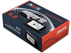 Автосигнализация AMS 5.2 CAN